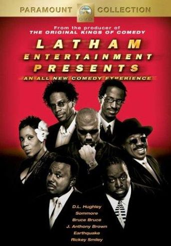 Latham Entertainment Presents: An All New Comedy Experience Poster
