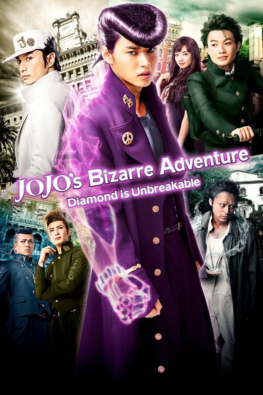 JoJo's Bizarre Adventure: Diamond Is Unbreakable - Chapter 1 Poster