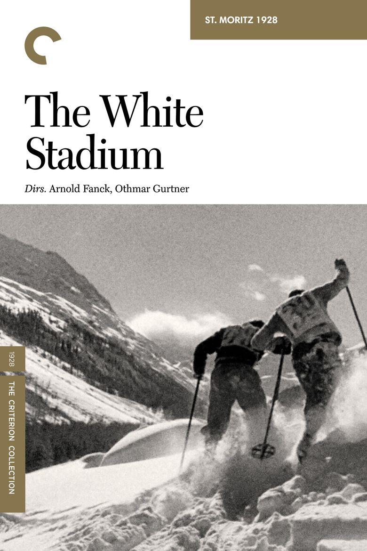 The White Stadium Poster