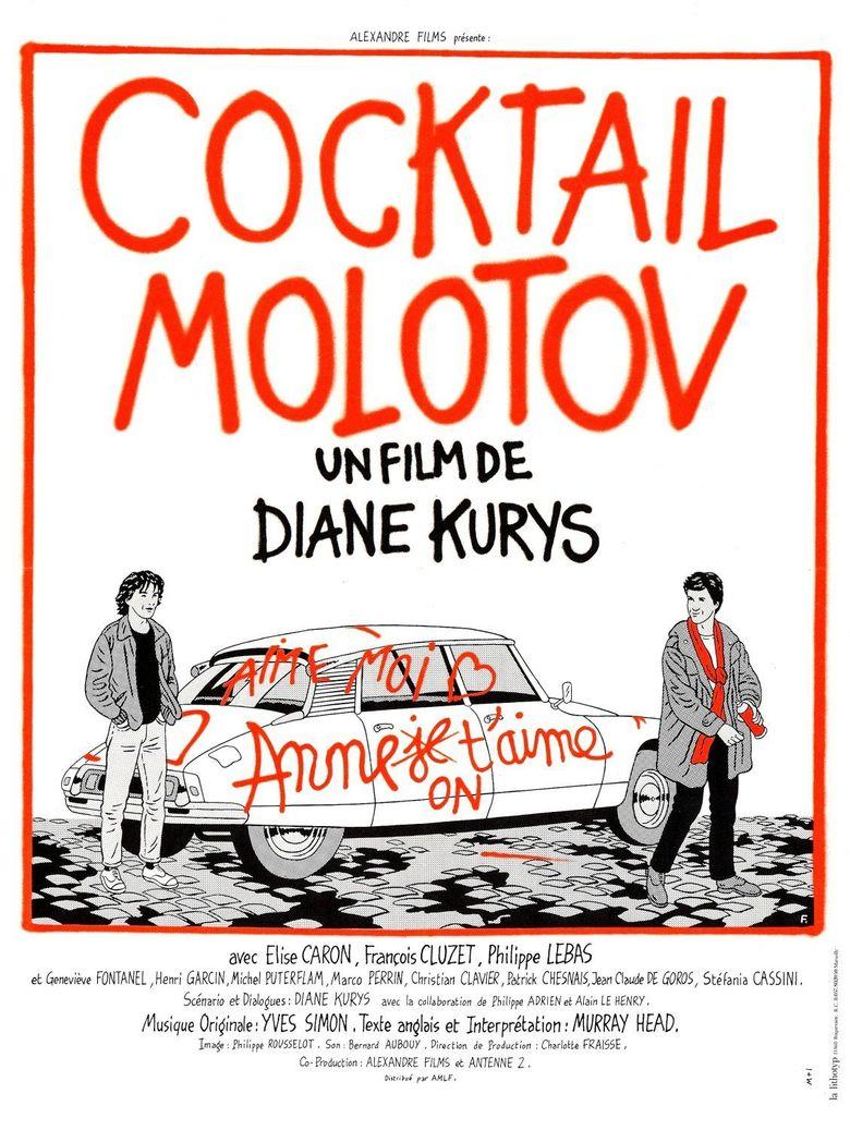 Cocktail Molotov Poster