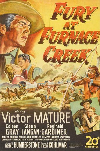 Fury at Furnace Creek Poster