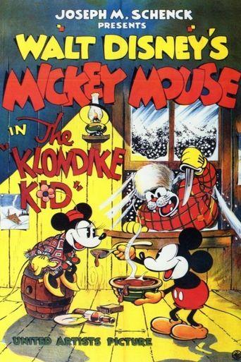 The Klondike Kid Poster