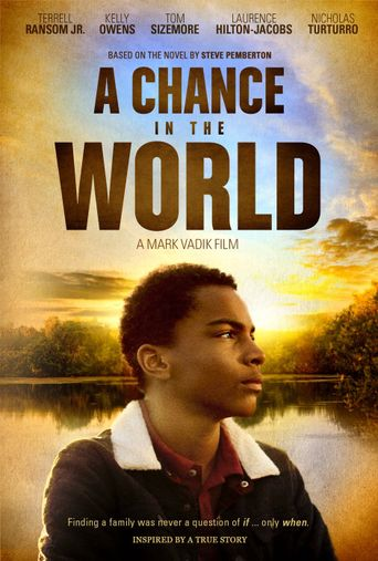 A Chance in the World Poster