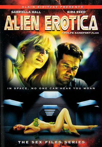 Sex Files: Alien Erotica Poster