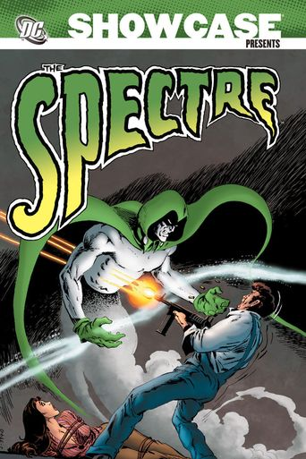 DC Showcase: The Spectre Poster