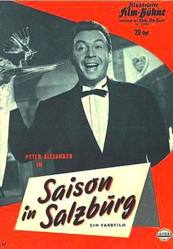 Season in Salzburg Poster