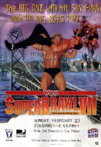 WCW SuperBrawl VII Poster