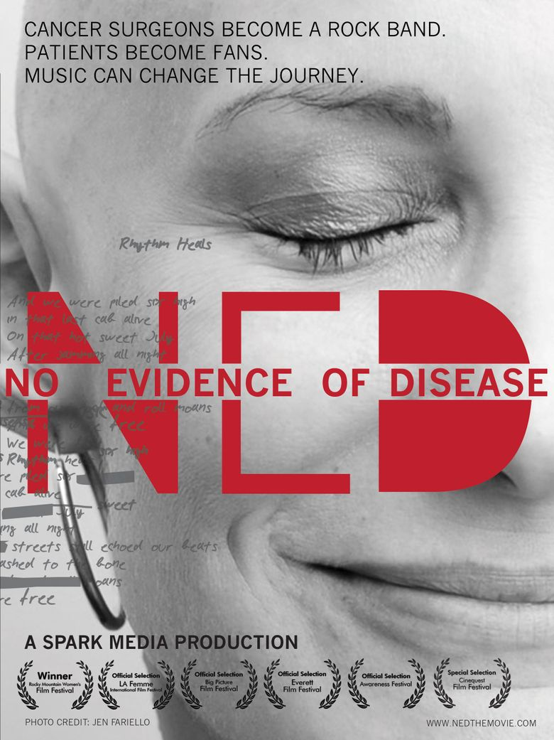 No Evidence of Disease Poster
