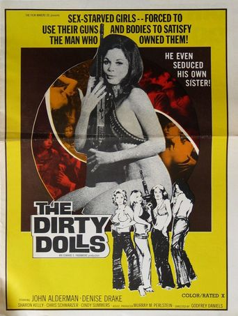 The Dirty Dolls Poster