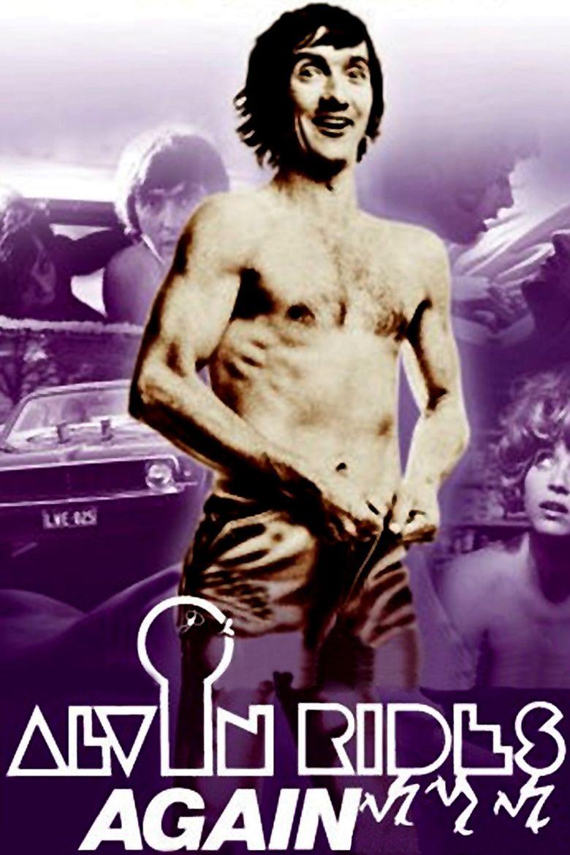 Alvin Rides Again Poster