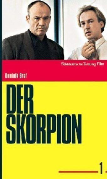 Der Skorpion Poster