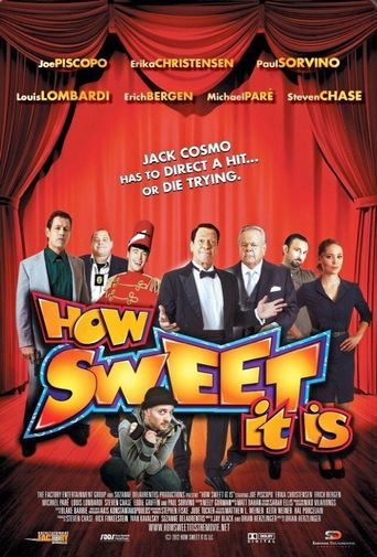 How Sweet It Is Poster