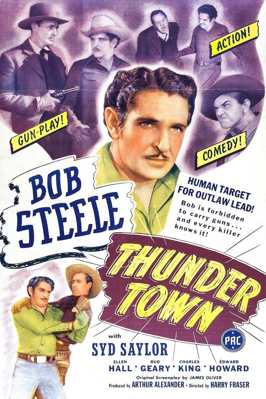 Thunder Town Poster