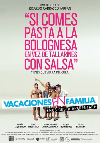 Family Vacation Poster