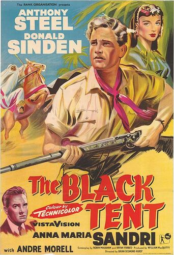 The Black Tent Poster