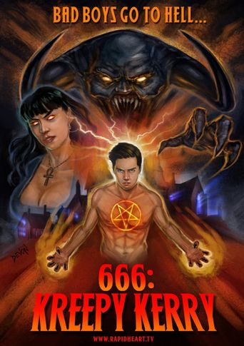 666: Kreepy Kerry Poster
