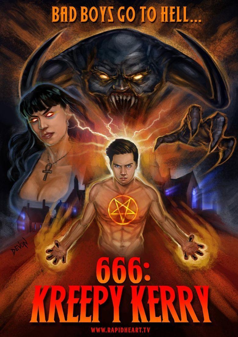 666: Kreepy Kerry Poster