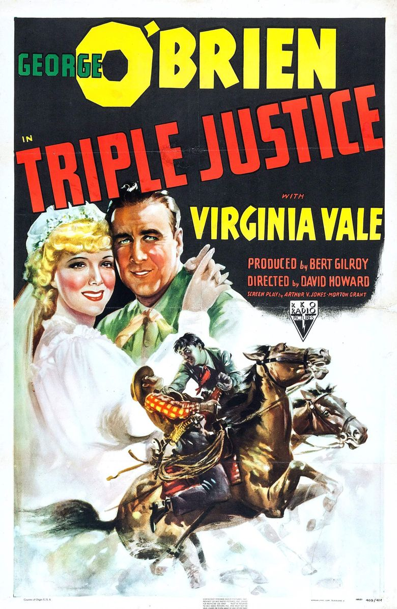 Triple Justice Poster