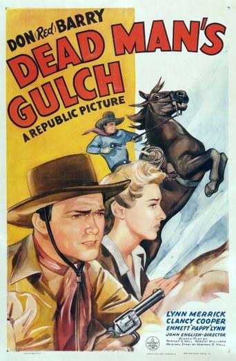 Dead Man's Gulch Poster