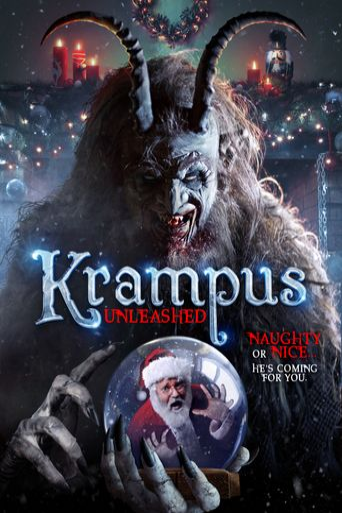 Krampus Unleashed Poster