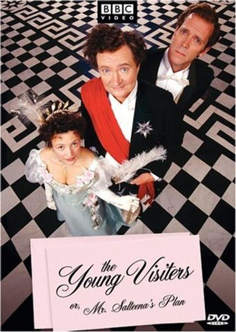 The Young Visiters Poster