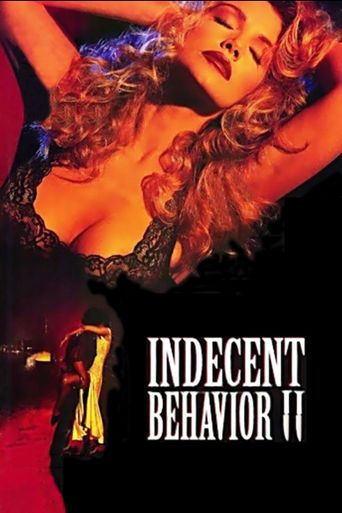 Indecent Behavior II Poster