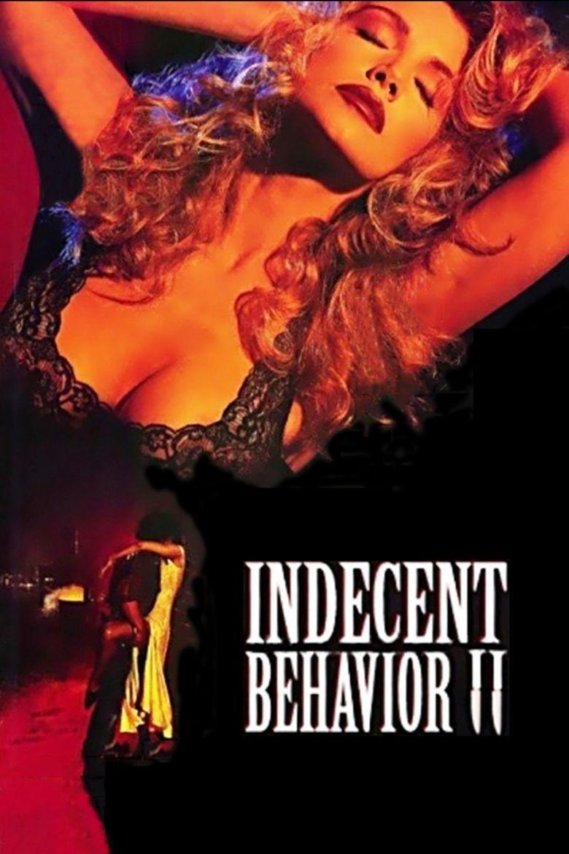 Indecent Behavior II Poster
