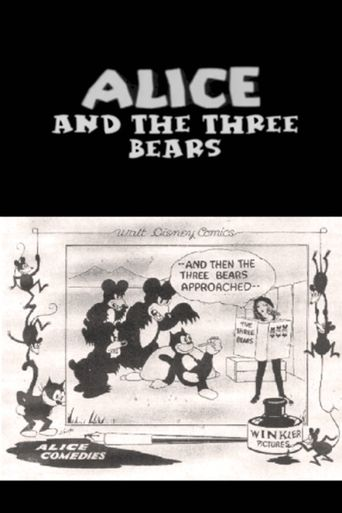 Alice and the Three Bears Poster