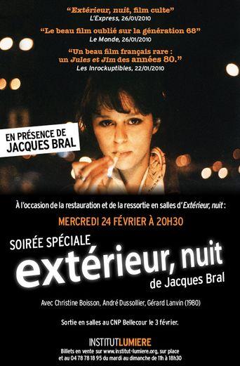 Exterior Night Poster
