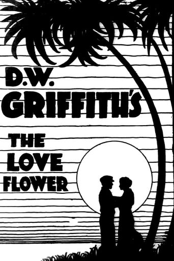 The Love Flower Poster