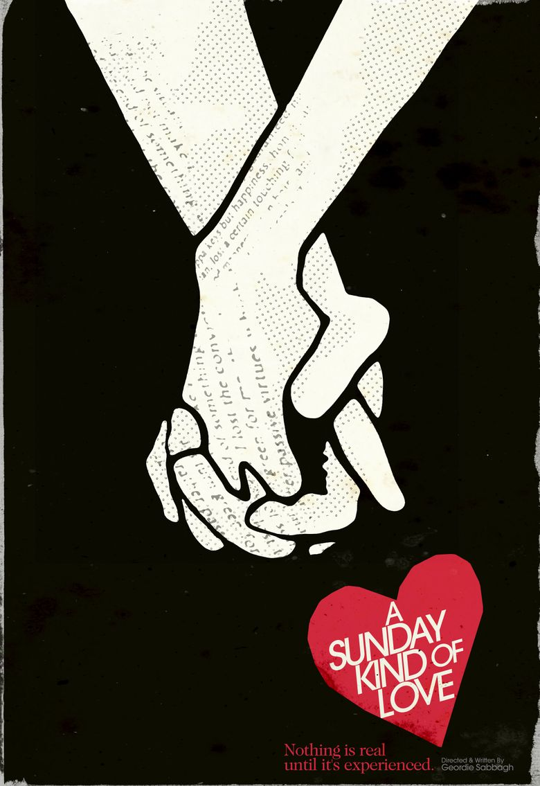 A Sunday Kind of Love Poster