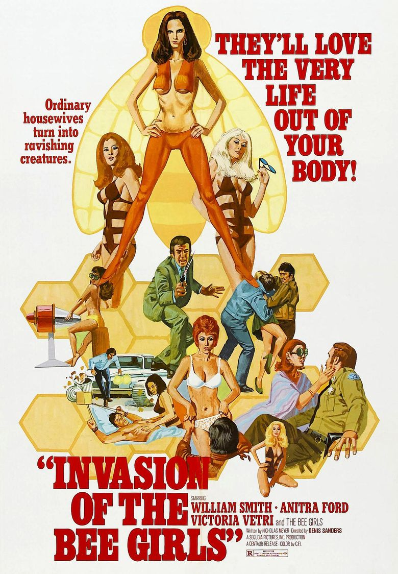 Watch Invasion of the Bee Girls