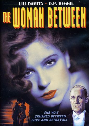 The Woman Between Poster