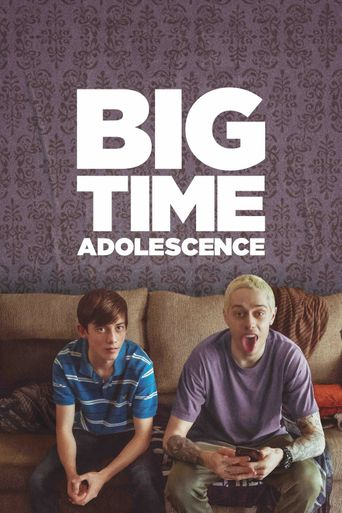 Image result for big time adolescence movie hulu