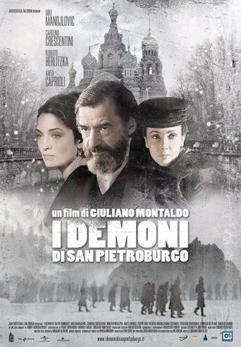 I Demoni di San Pietroburgo Poster