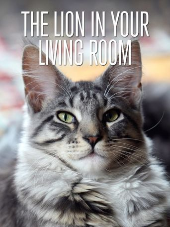 The Lion In Your Living Room Poster