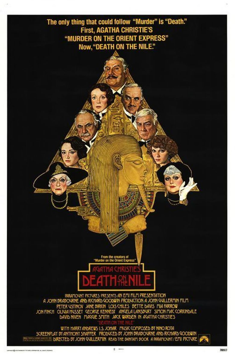 Death on the Nile: Making of Featurette Poster
