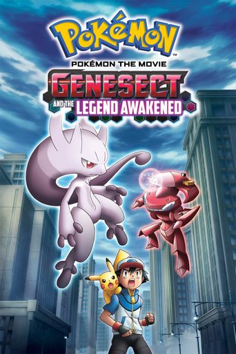 Watch Pokémon the Movie: Genesect and the Legend Awakened
