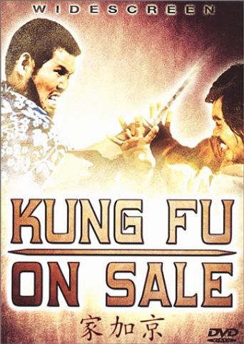 Kung Fu on Sale Poster
