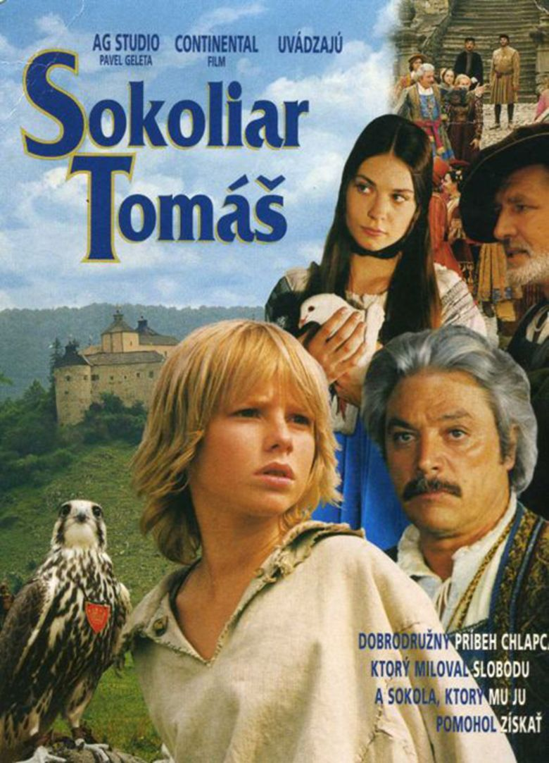 Tomas and the Falcon King Poster