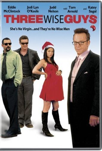Three Wise Guys Poster