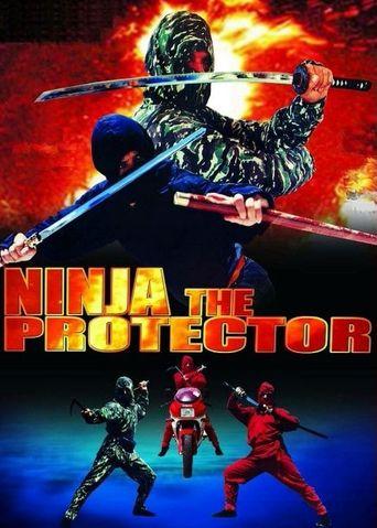 Ninja the Protector Poster