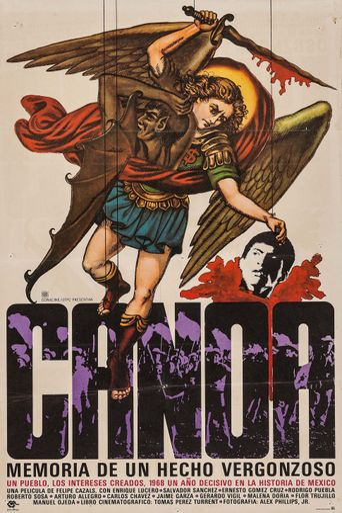 Canoa: A Shameful Memory Poster