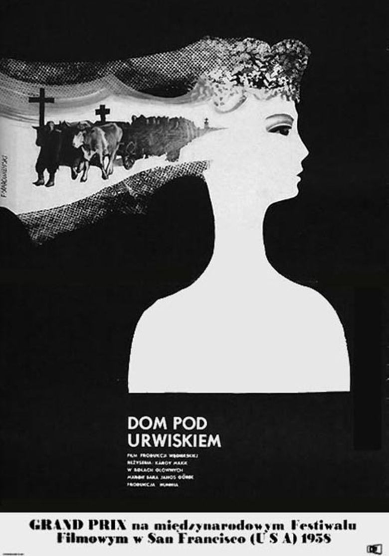 The House Under the Rocks Poster