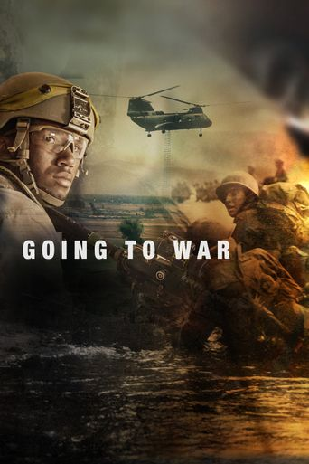 Going to War Poster