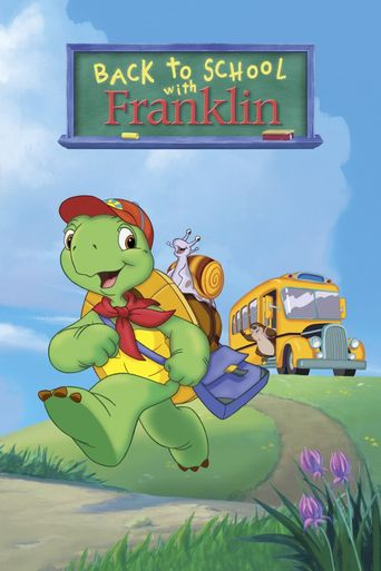 Back to School with Franklin Poster