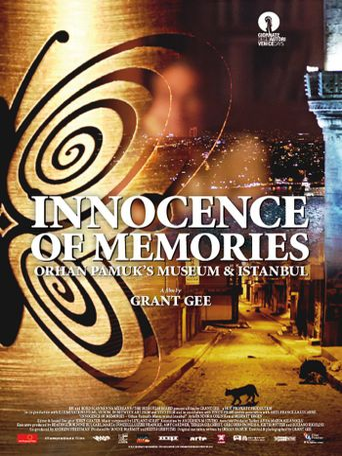 Innocence of Memories: Orhan Pamuk's Museum & Istanbul Poster