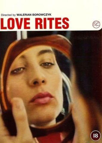 Love Rites Poster