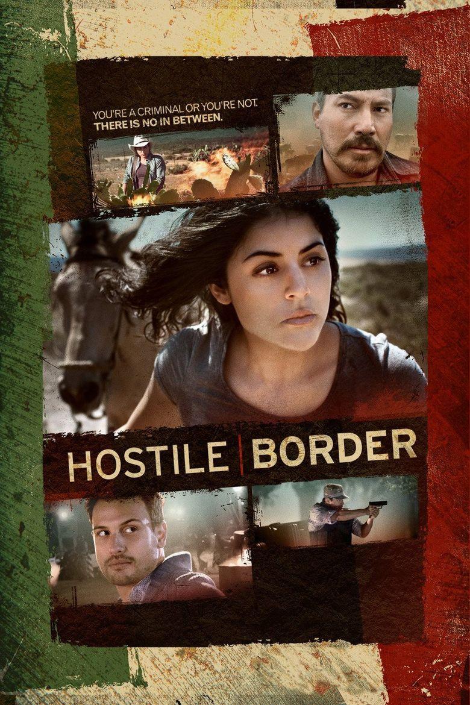 Hostile Border Poster