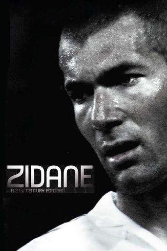 Zidane - A 21st Century Portrait Poster